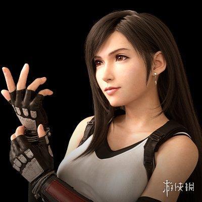 《最终幻想7重制版》蒂法壁纸/头像 老婆快上我桌面
