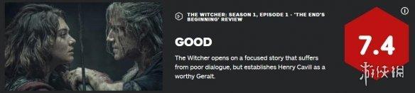 网剧《巫师》全集IGN评分出炉 结局更像是旅程的开始