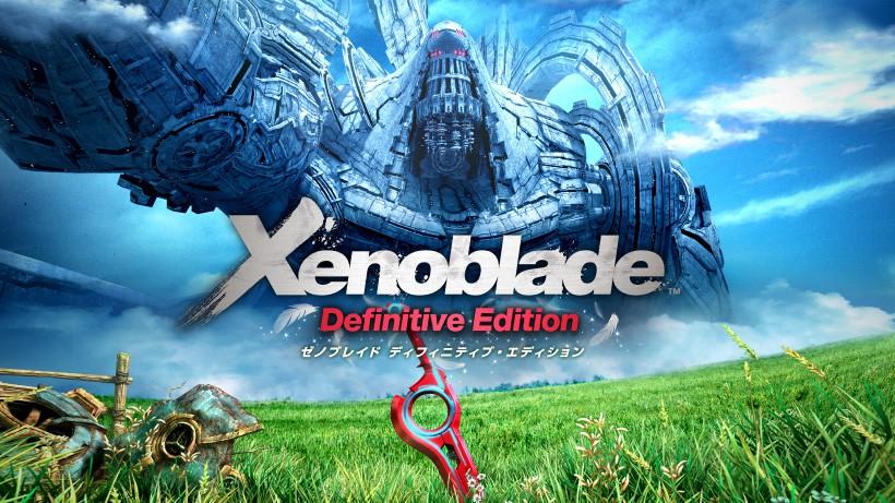 英国实体游戏周销榜:《异度神剑:终极版》第一名!-C3动漫网