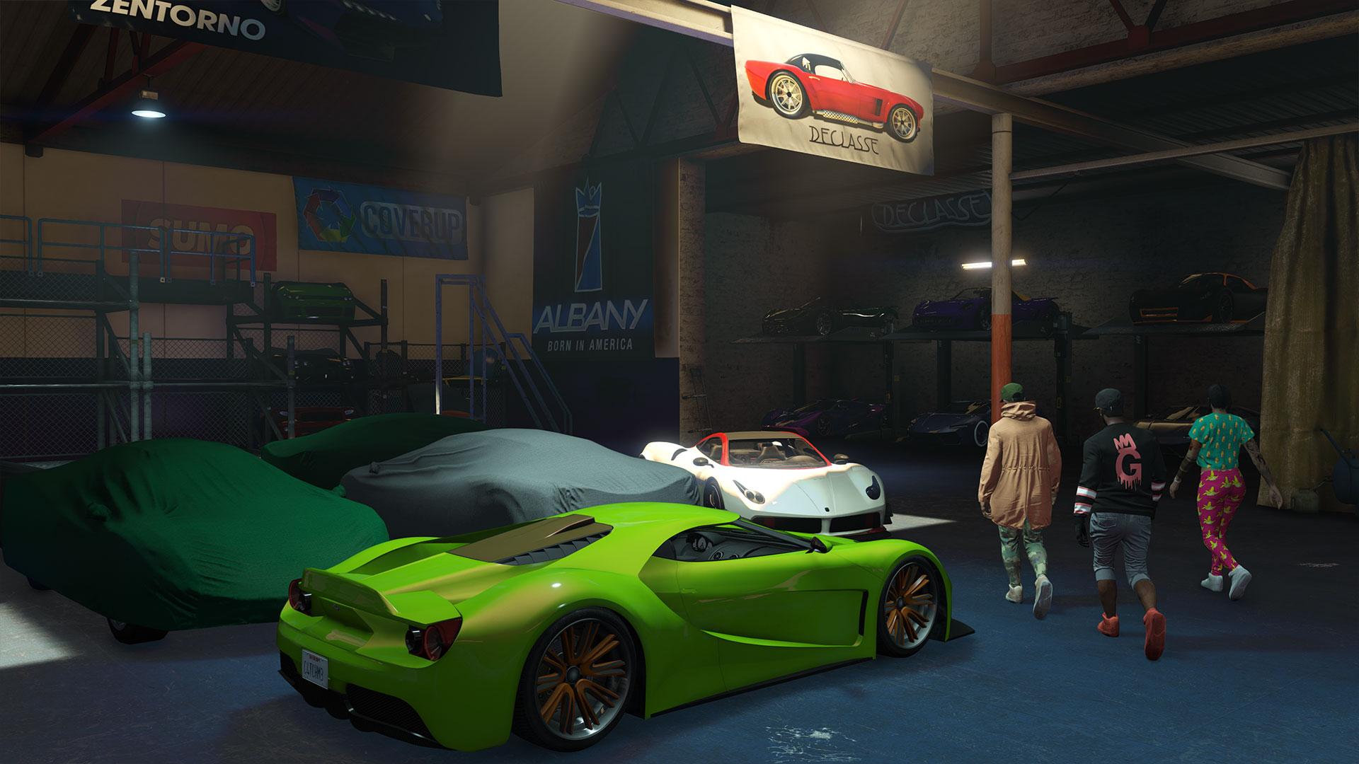 《GTA Online》双倍奖励尽在特殊载具任务插图6