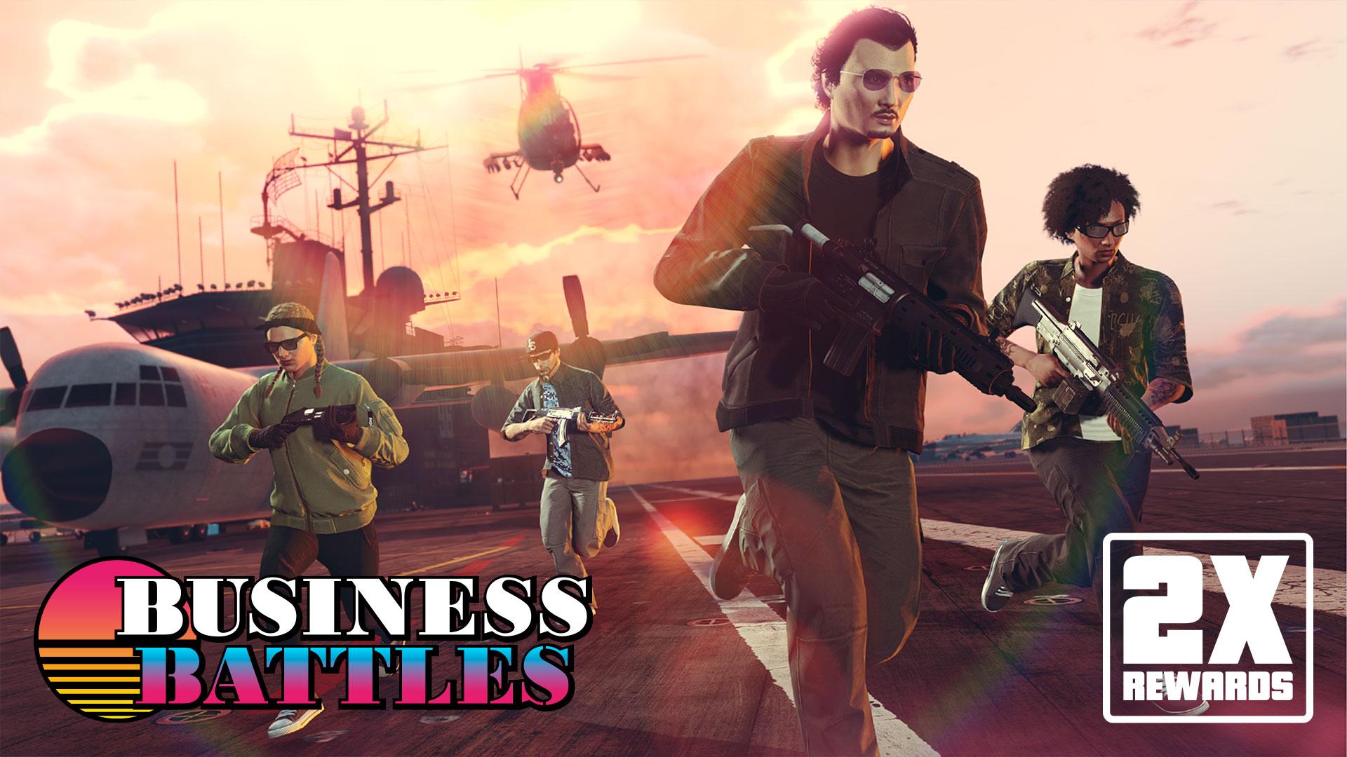 《GTA Online》双倍奖励尽在特殊载具任务插图