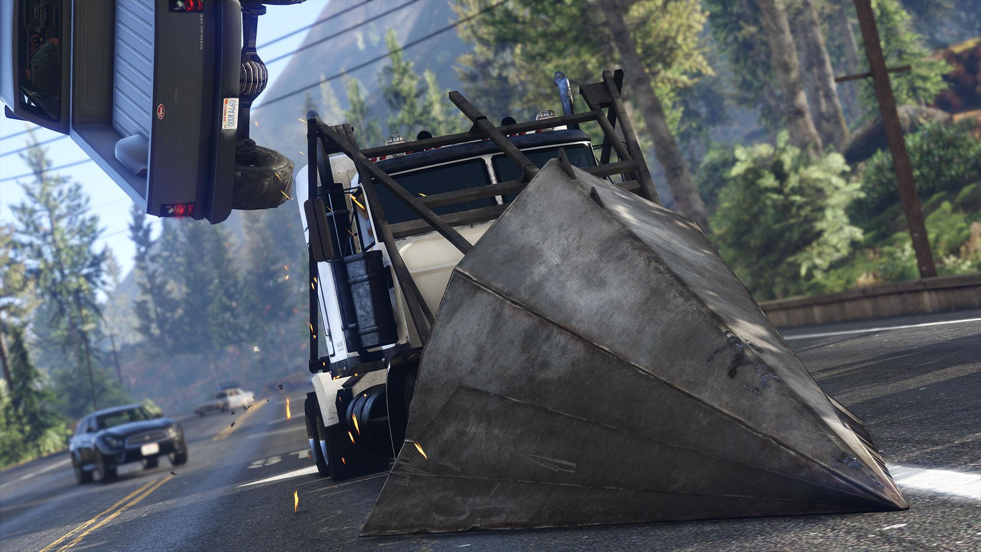 《GTA Online》双倍奖励尽在特殊载具任务插图8