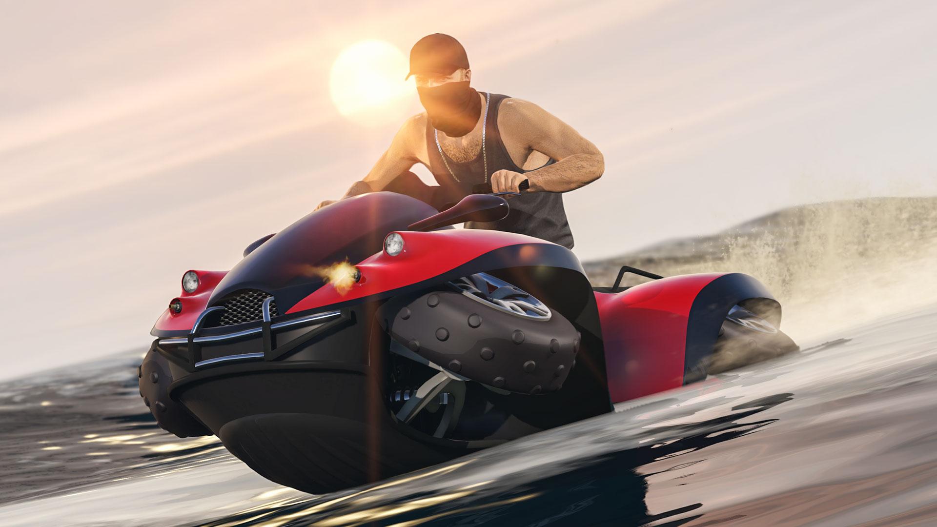 《GTA Online》双倍奖励尽在特殊载具任务插图7