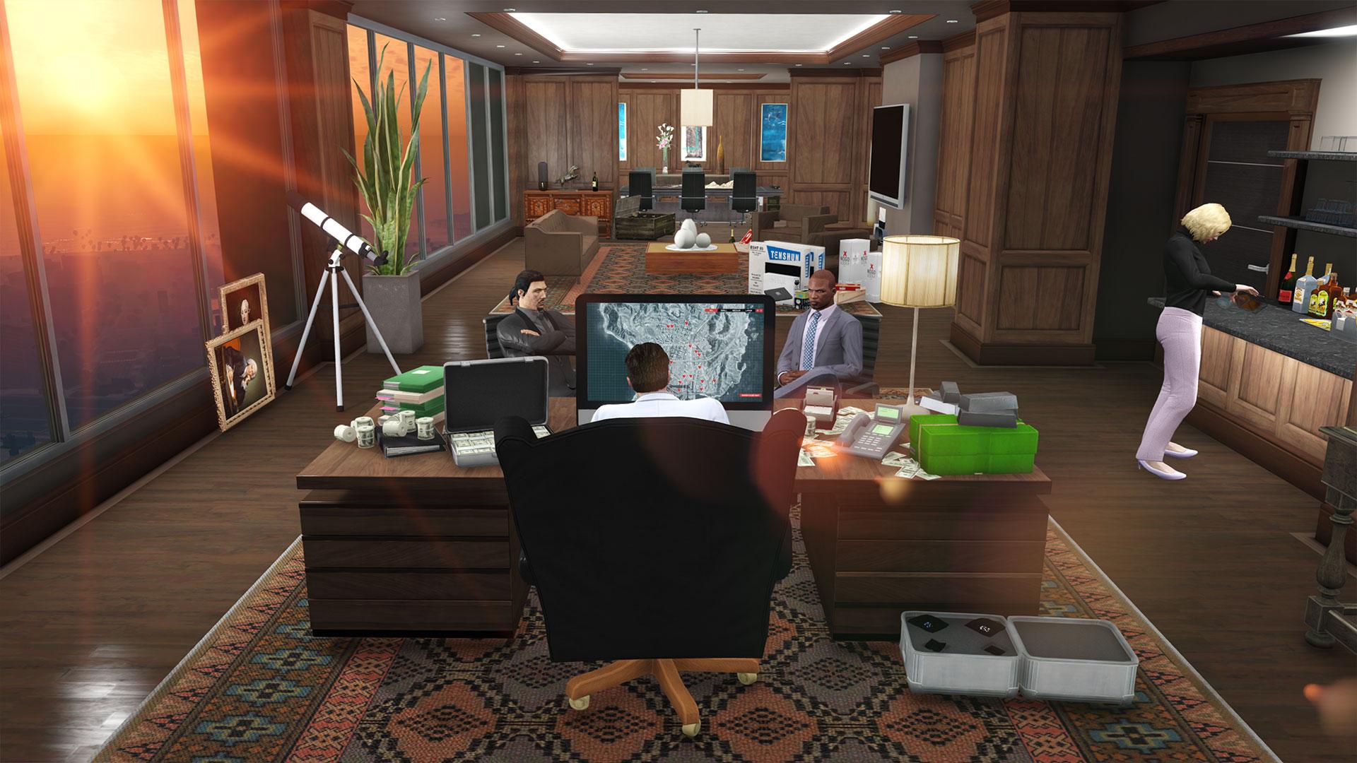 《GTA Online》双倍奖励尽在特殊载具任务插图5