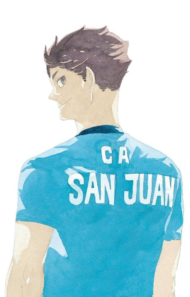 「排球少年」最新绘图公开-C3动漫网