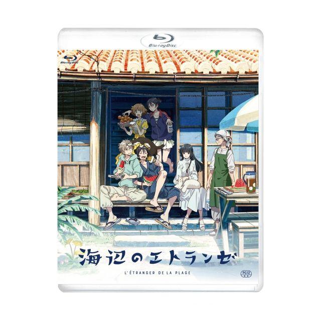 剧场版动画「海边的异邦人」BD&DVD公开发售情报-C3动漫网