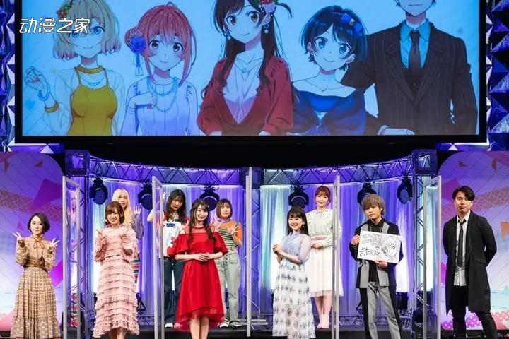 TV动画《租借女友》第二季2022年年内开播!-C3动漫网