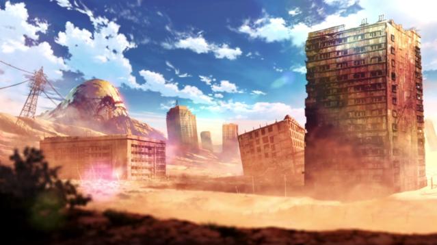 轻小说「食锈末世录」宣布TV动画化-C3动漫网