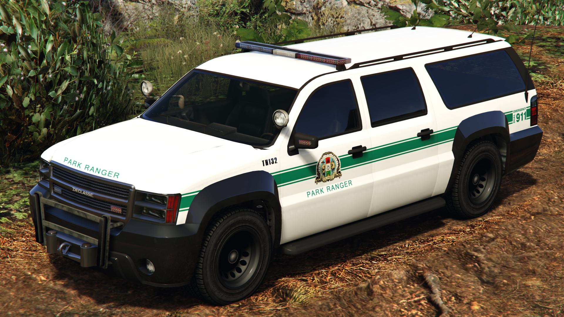 《GTA》系列执法力量简介:圣安地列斯国家公园巡守员插图5
