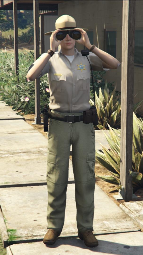 《GTA》系列执法力量简介:圣安地列斯国家公园巡守员插图4
