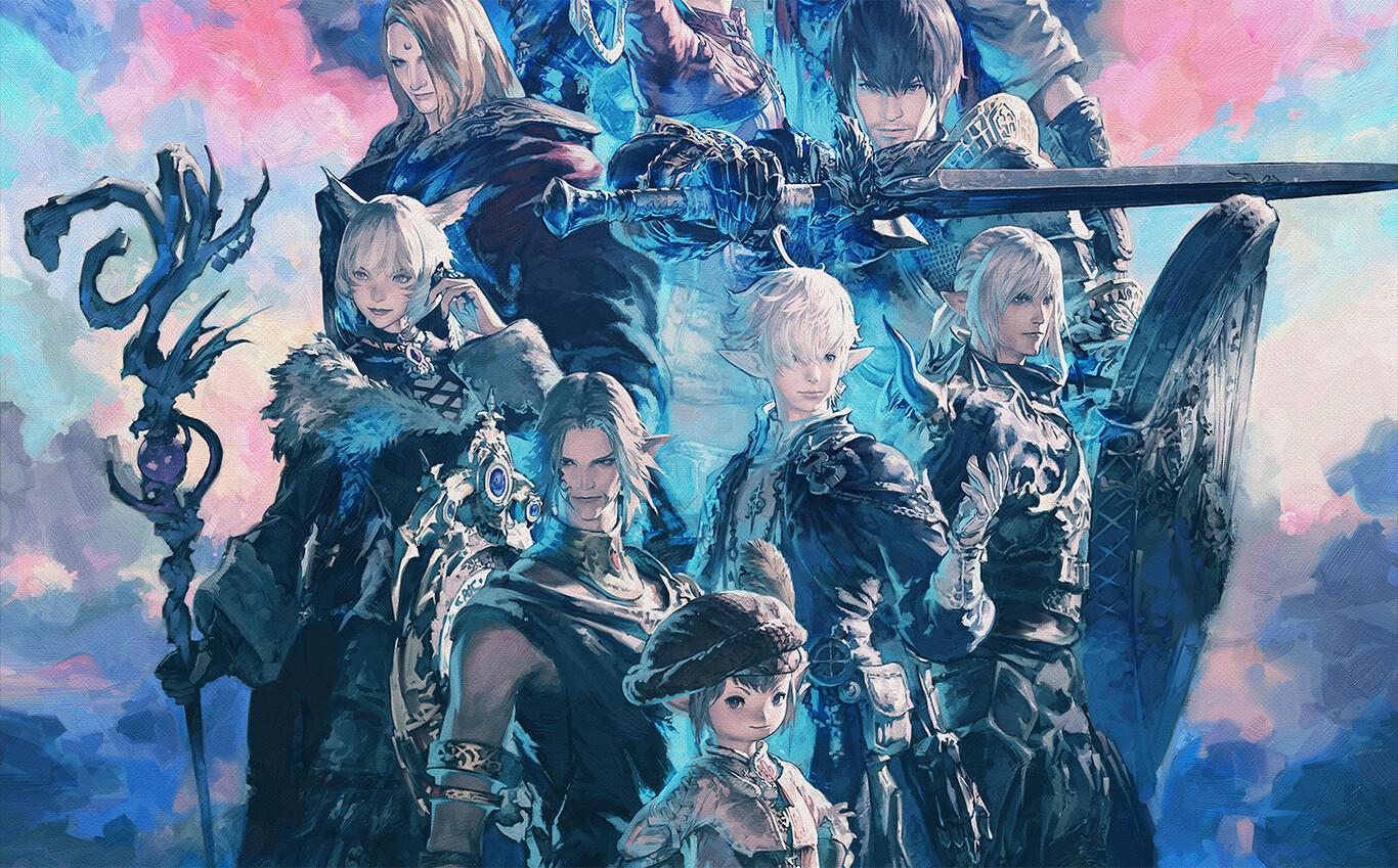 游戏总监吉田直树透漏《最终幻想14》称玩家超2400w插图1